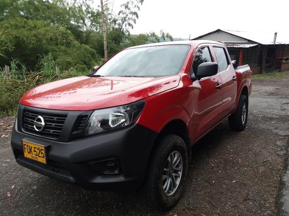 Nissan Frontier Np 300 Sabanera
