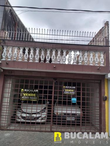 Imagem 1 de 15 de Sobrado Para Venda No Jardim Santa Cecília - 3920-mg