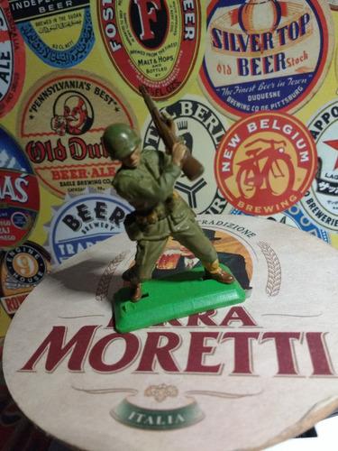 Soldado Americano Vintage Dee-tail Made In England  BeLG