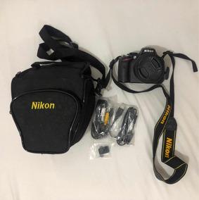 Nikon D5100 Lente 18-55mm