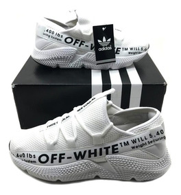 38ddd8e6b0e4a Tenis Off White Adidas - Calçados, Roupas e Bolsas com o Melhores ...