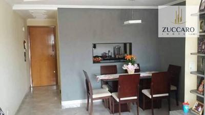 Apartamento Com 3 Dormitórios À Venda, 68 M² Por R$ 330.000 - Centro - Guarulhos/sp - Ap7497