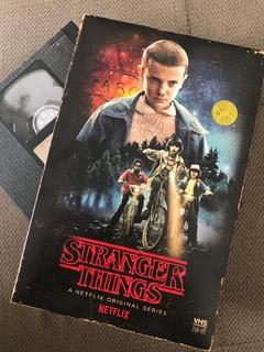 Bluray Stranger Things 1ª Temporada Edição (vhs)