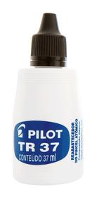 Tinta Para Pincel Atomico Tr37 Preto Pilot