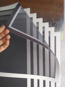 Tela Mosquiteira Com Ima 12x S/juros J.de Ferro Ou Aluminio