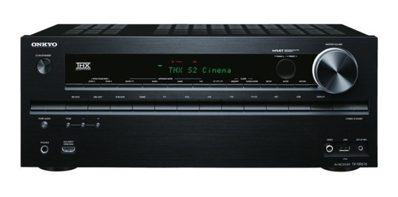 Receiver Home Theater 7.2 Onkyo Tx-nr616 - Usado Sem Hdmi