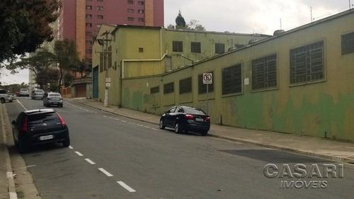 Galpão Comercial Para Locação, Campestre, Santo André - Ga1137. - Ga1137