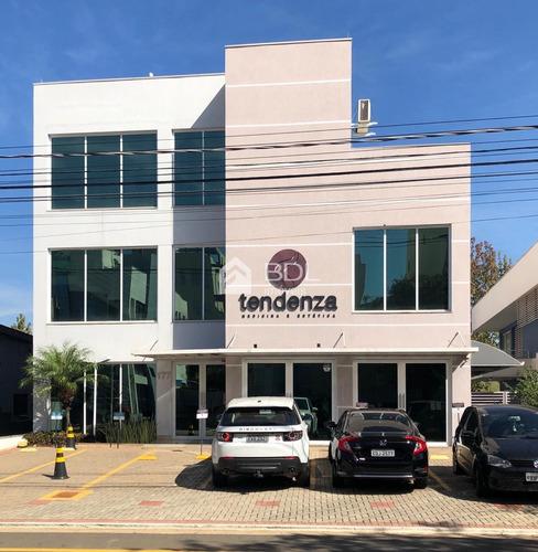Sala Para Aluguel Em Loteamento Alphaville Campinas - Sa003342