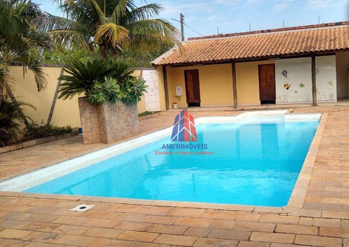 Imagem 1 de 27 de Chácara Com 2 Dormitórios À Venda, 2780 M² Por R$ 900.000,00 - Do Porto - Limeira/sp - Ch0068