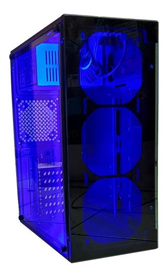 Pc Cpu Gamer Intel/ Core I7/ 16gb/ 1tb/geforce 2gb /wifi/led