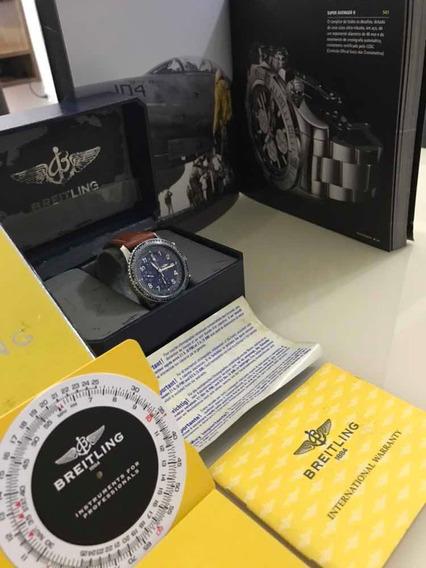 Breitling Navitimer Aviastar 100% Original