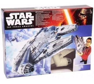 Halcón Milenario Star Wars Nave The Force Original Hasbro
