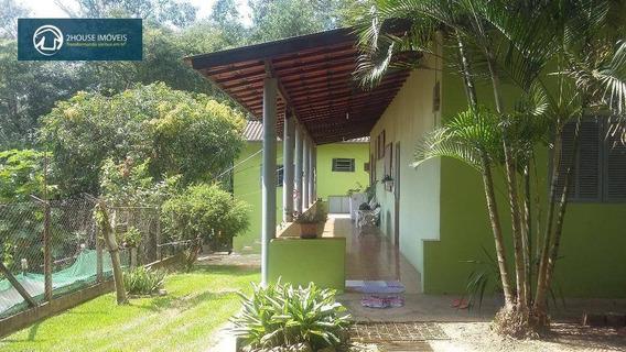 Chácara Com 2 Dormitórios À Venda, 5408 M² Por R$ 715.000,00 - Jardim Caxambu - Jundiaí/sp - Ch0011
