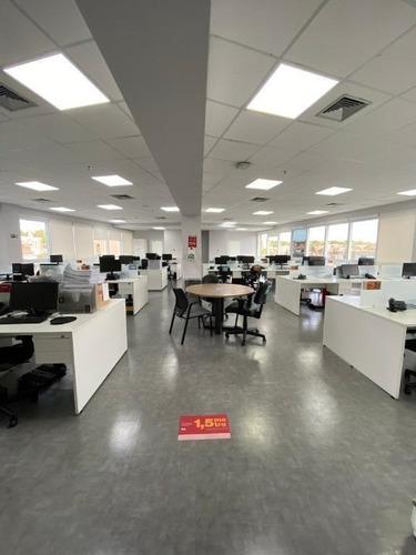 Imagem 1 de 11 de Sala Para Alugar, 407 M² Por R$ 25.000,00/mês - Chácara Da Barra - Campinas/sp - Sa1018