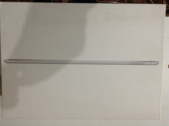 Caixa Vazia Para iPad Air