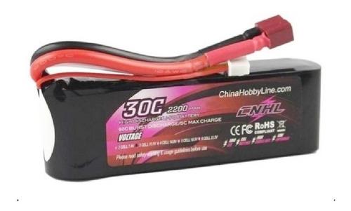 Baterias Lipo 11.1 Voltios  1800 Mah 30c