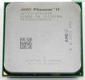 Processador Amd Phenom X4 B97 Quad Core 3.2ghz Am3 Sockt