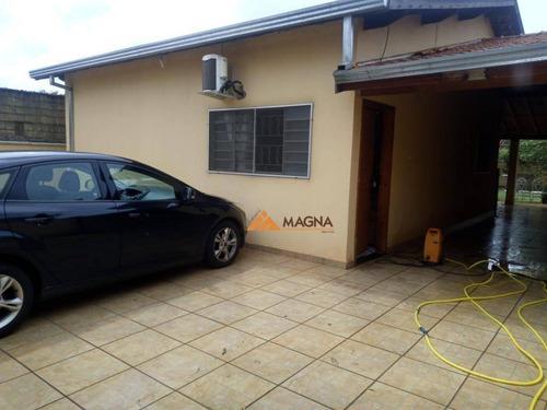 Casa À Venda, 125 M² Por R$ 390.000,00 - Parque Residencial Cândido Portinari - Ribeirão Preto/sp - Ca2012