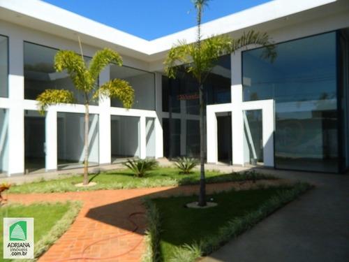Aluguel Loja  Galeria Liv  Novo E Moderno  Conceito Em Galeria Comercial - 5559