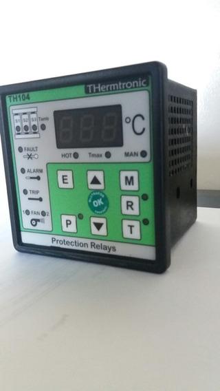 Relé De Proteção Térmica Th 104 Bus Para Transformadores