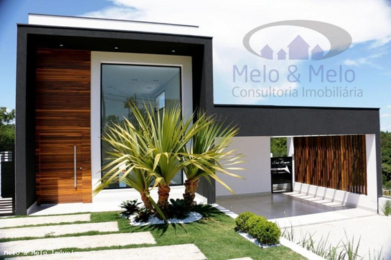 Casa Em Condomínio Para Venda Em Bragança Paulista, Condomínio Campos Do Conde, 3 Dormitórios, 3 Suítes - 1307_2-844050