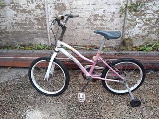 Bicicleta Rodado 16 Nena Usada