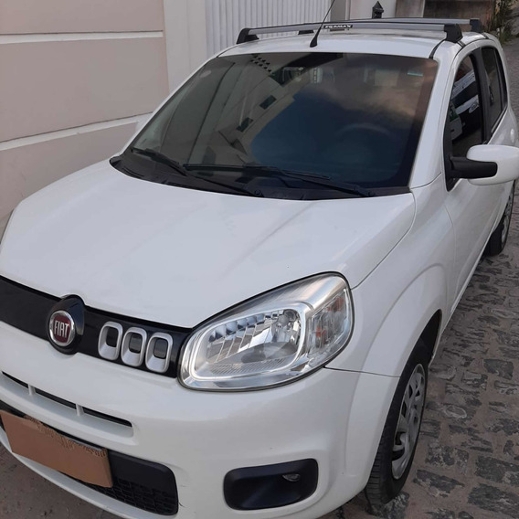 Fiat Uno 1.4 Evolution Flex 5p 2016