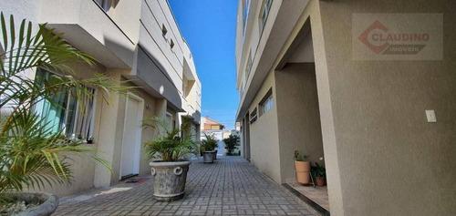 Imagem 1 de 23 de Sobrado Com 2 Dormitórios À Venda, 120 M² Por R$ 480.000,00 - Vila Ema - São Paulo/sp - So1291