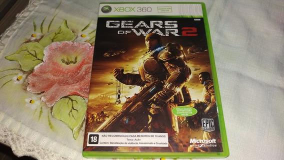 Gears Of War 2 Original Xbox360 Midia Fisica