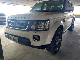 Land Rover Discovery 4 Hse, Serie Grafith