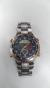 Relógio Antigo Citizen Yachting Black C050