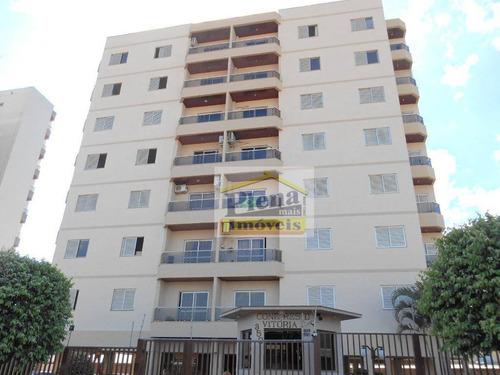 Imagem 1 de 21 de Apartamento Residencial À Venda, Jardim Macarenko, Sumaré - Ap0780. - Ap0780