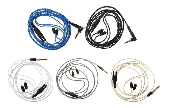 Cable Shure De Reemplazo Se535 Se425 Se315 Se215 Ue900 Se846