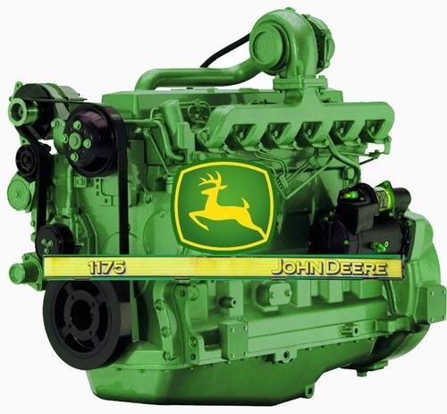 Repuestos Y Reparacion Motor Cosechadora John Deere 1175