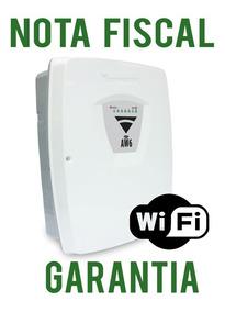 Central De Alarme Wifi 6 Setores Compatec Aw6 + Controle