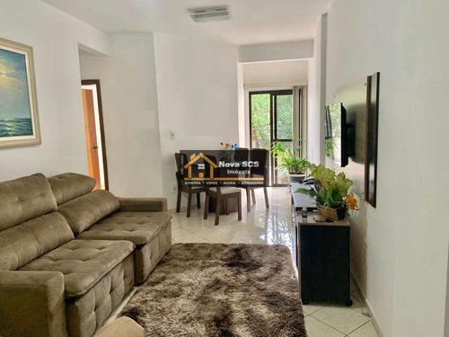 Imagem 1 de 15 de Apartamento Com 3 Dorms, Santa Maria, São Caetano Do Sul - R$ 467 Mil, Cod: 1011 - V1011