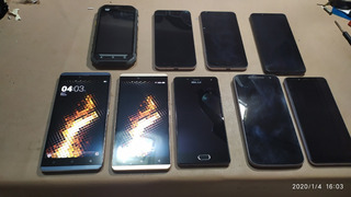 Celulares Motorola,blu,xiaomi Y Cat Reacondicionado Con Gara