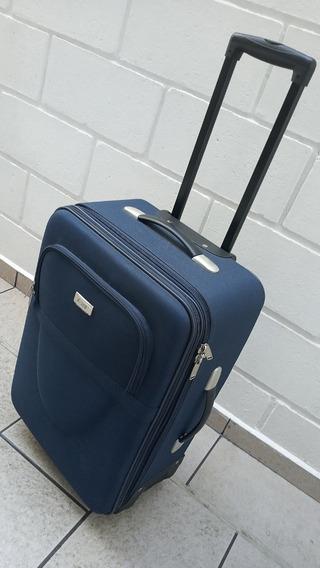 Valija Jeb Mediana 60 X 40 Cm - 4 Ruedas - Color Azul