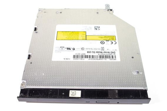 Gravador Dvd Sata Slim Dell 14 3442 Com Acabamento