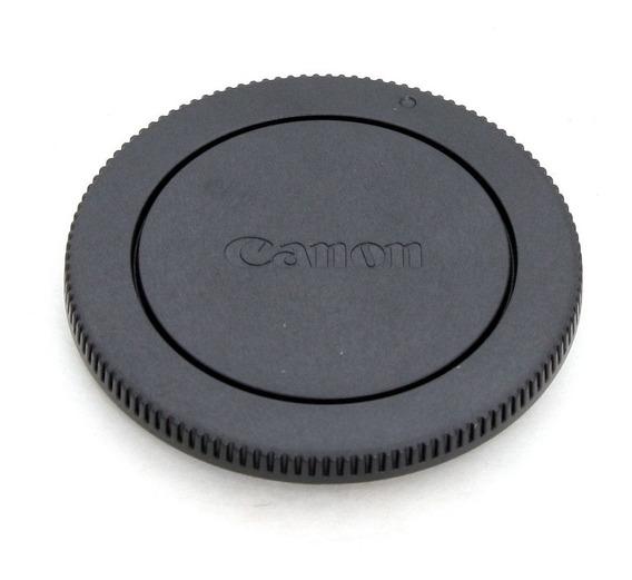 Tampa Para O Corpo Canon De Câmeras Dslr Canon Ef E Efs Nova