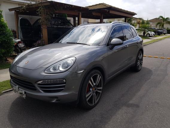 Porsche Cayenne V6 Blindado N3a