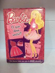Barbie O Que Devo Vestir Livro Ed Ciranda Cultural