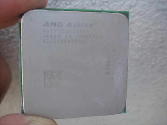 Processador Amd Athlon 7750 2,7 Ghz Am2+ Black Edition Perfeito