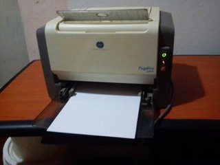 Vendo Impresora Monocromatica Konica Minolta