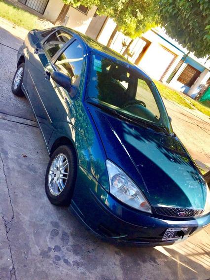 Ford Focus 1.8 Turbo Diesel. Año 2007. 4 Puertas
