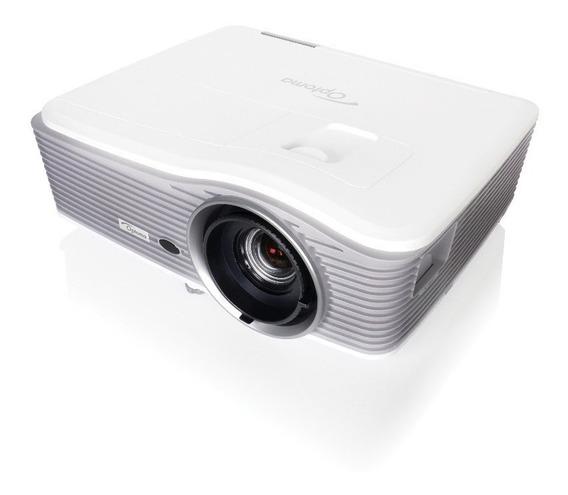 Projetor Optoma W515 Wxga 6000 Lumens Full Hd 1080p