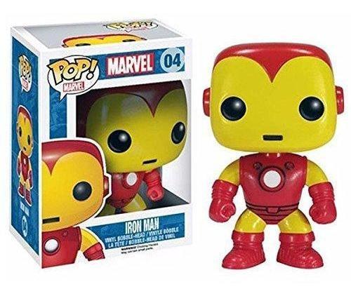 Funko Pop #04 Iron Man