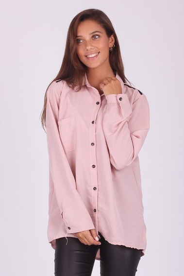 Camisa/ Camisola Graciela Diniva... Fina Elegante