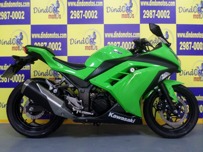 Kawasaki Ninja 300 2014 Linda Linda!!!