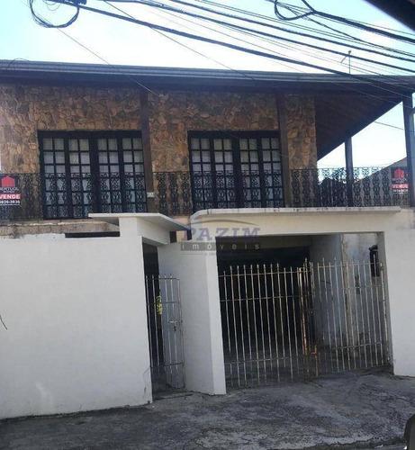 Imagem 1 de 18 de Casa Residencial/comercial  À Venda, Jardim Brasil, Vinhedo. - Ca2172
